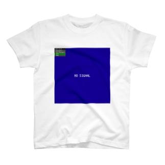 SQUARE (blue) T-shirts