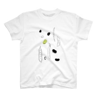 豆T T-shirts