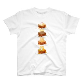 本日のハニートースト T-shirts