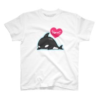 いつものしゃち T-shirts