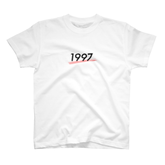 たぴおかの部屋の1997 T-shirts