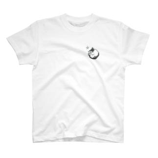 FETEのネコ T-shirts