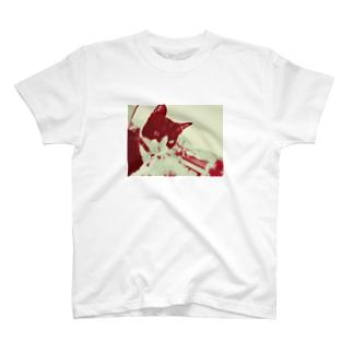 ネコモノ T-shirts
