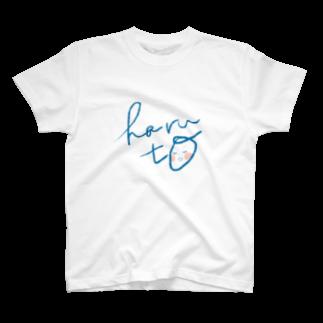 iccaのharuto サイン T-shirts