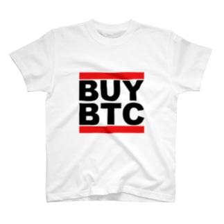BUY BTC T-shirts