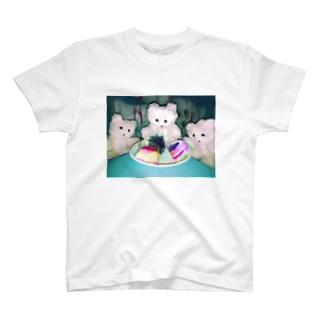 RAITYO TSUMEの何でもない日おめでとう T-shirts