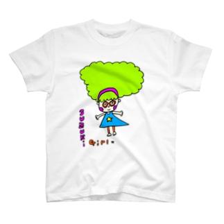 すずきガール 3 T-shirts