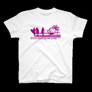 JOKERS FACTORYのSURFER GIRL T-shirts