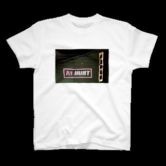 SAMPO ITEM SHOPのM HUNT 001 T-shirts