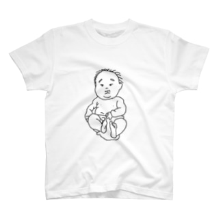 ムチムチベイビー T-shirts