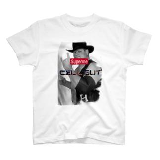 スーパーミー T-shirts