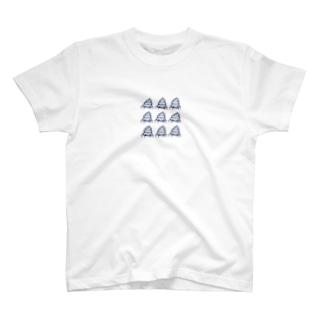 駆け足うんこ増殖 T-shirts