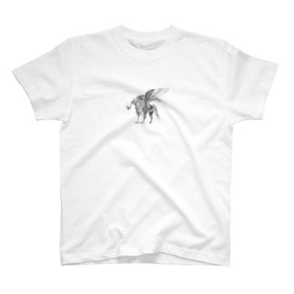 ヒッポグリフ T-shirts