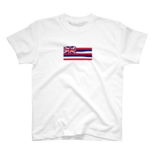 ハワイ 州旗 T-shirts