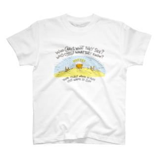 ウイスキー T-shirts