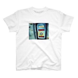 RICKER  Push Rick S/S Tee T-shirts