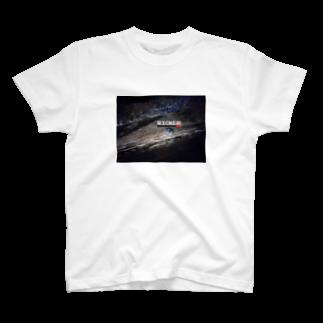 RICKERのEmpty KAERU S/S Tee T-shirts