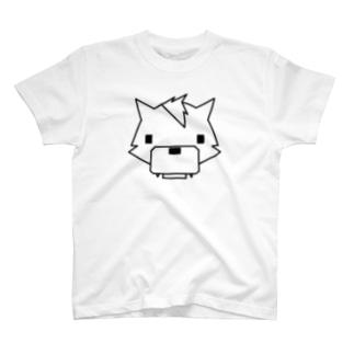 オオカミくん T-shirts