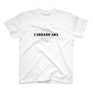 カルダノ ADA2 T-shirts