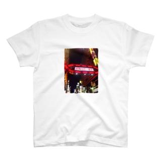 歌舞伎町 T-shirts