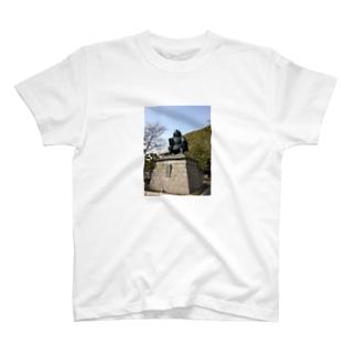 武田信玄像 T-shirts