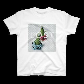 masilloのLOST Tシャツ
