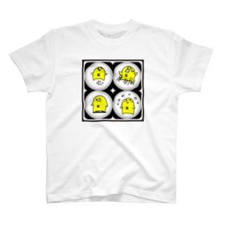 Tシャツ(喜怒哀楽) T-shirts