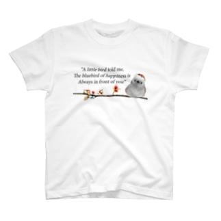 シマエナガちゃん T-shirts