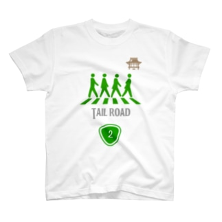 TAIL ROAD T-shirts