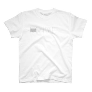 ミニマル「MUTE」 T-shirts