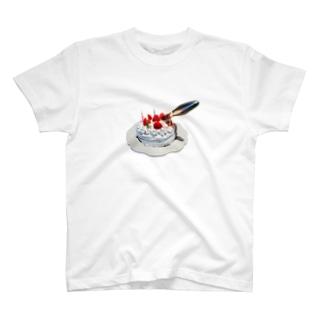 入刀ケーキ🎂 T-shirts
