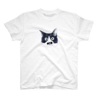 おヒゲちゃん T-shirts