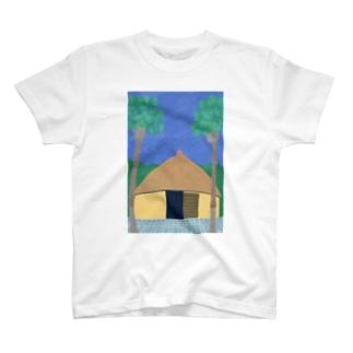 Hut Tee T-shirts