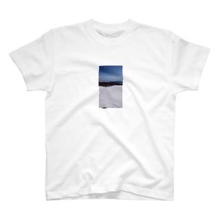 ゲレンデ T-shirts