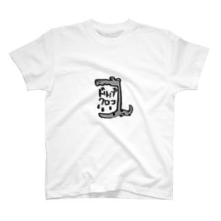 ドリップクロコ T-shirts