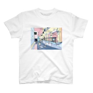 小さな魔法使い T-shirts