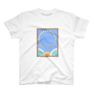つかさちゃん月のTシャツ T-shirts