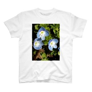 スカイブルーはお好き? T-shirts