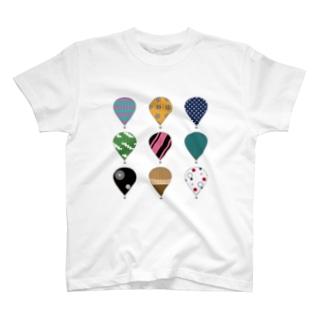 がらがらききゅう T-shirts