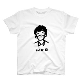ノブ T-shirts