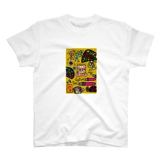 雑貨牧場GAYU T-shirts