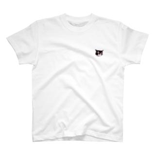 ねこすて T-shirts