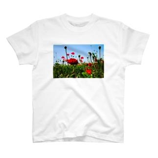 ポピー! T-shirts