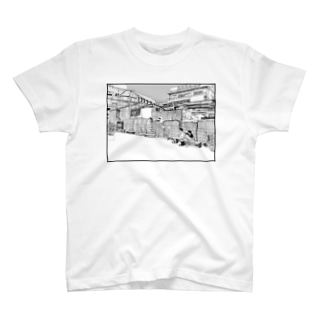 駅前 T-shirts