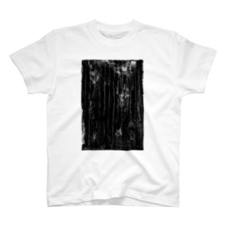 ガサガサストライプB T-shirts