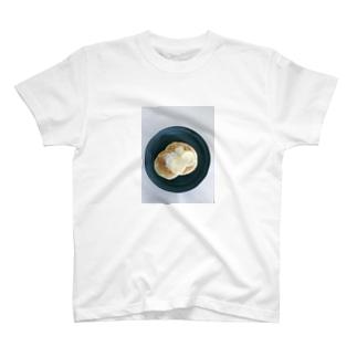 ひのホエー入リパンケーキ T-shirts