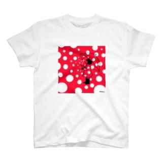 水玉ちゃん T-shirts