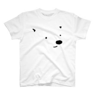 たろシロクマ Tシャツ