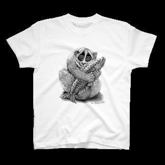 東京さくらJAPANのすろーらいふ T-shirts