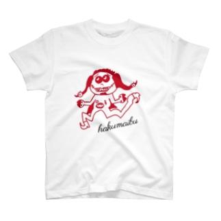 ロンパサイコパス君グッズ  (グループ名付き) T-shirts
